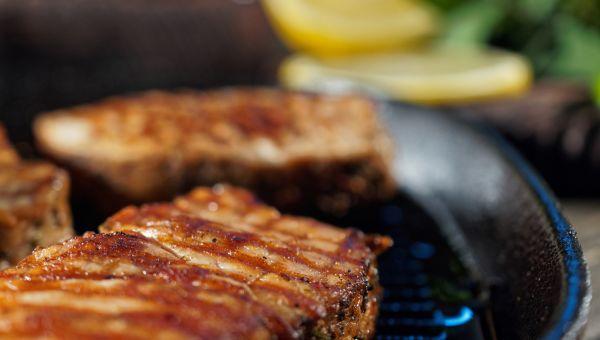 Pork Chops with Dijon Mustard Sauce
