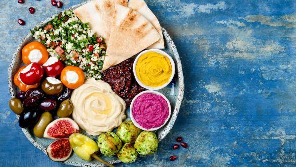 Eat Like You Live Near the Mediterranean