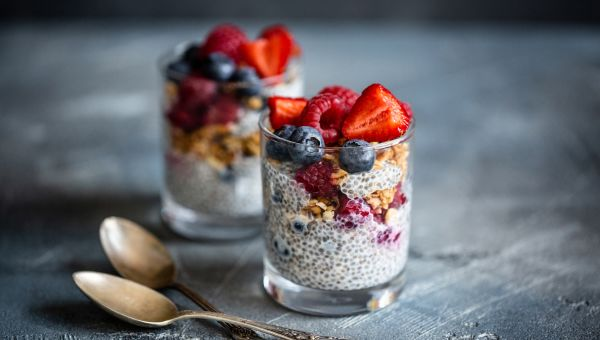 Try Chia Seeds
