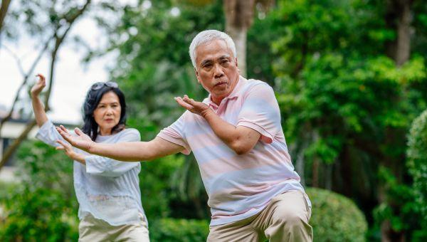 Take control with tai chi