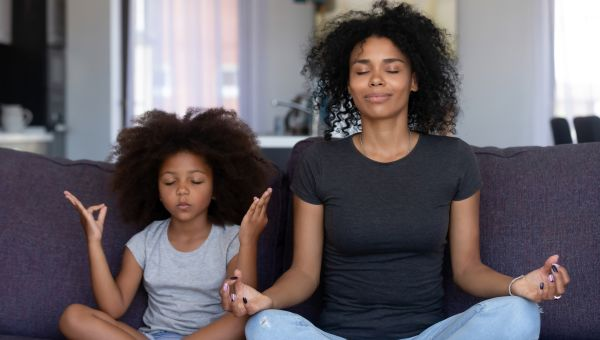 Give meditation a try