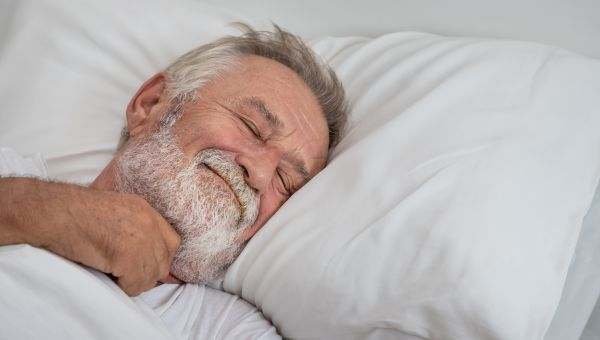 It's linked to better sleep quality in older adults