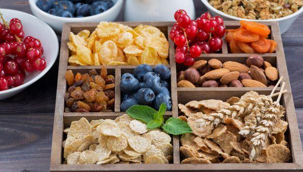 Buy ready-made healthy snacks