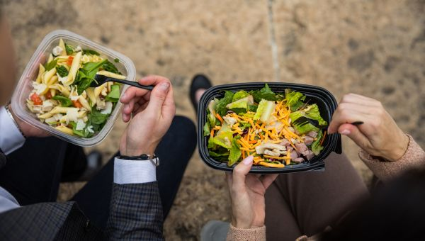 I Mastered the Healthy Five-Minute Lunch Box