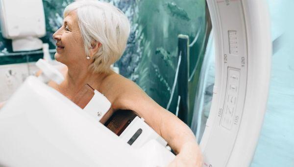 MYTH: Mammograms always hurt