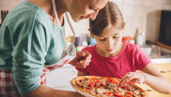 Accommodating unhealthy food requests