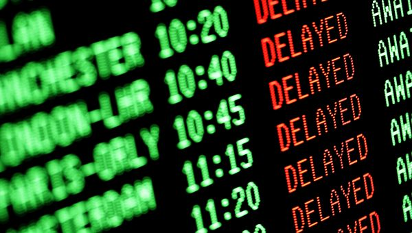 Stuck at the Airport? 5 Exercises to Do During a Delay