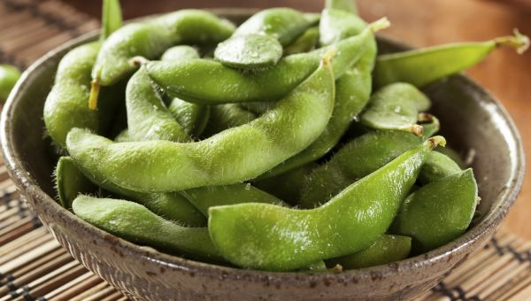 Slim Down with Green Snacks