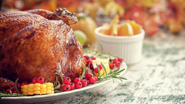 Have a Happy No-guilt Thanksgiving