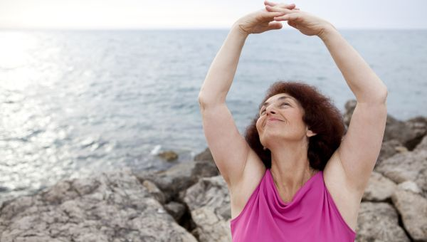 Fight Wrinkles with This Breathing Exercise