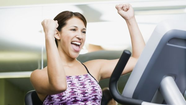 The Benefits of Physical Fitness (Even If Infrequent)