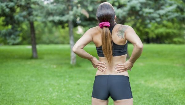 When to Back Off from Exercise