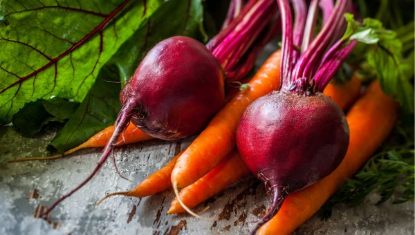 How Beets Can Increase Blood Flow