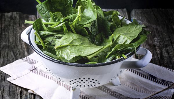 Eat This Leafy Green for Your Colon