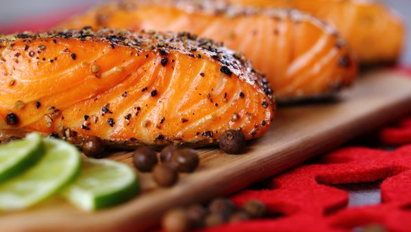 Feeling Fat? Eat This Fish for Protection