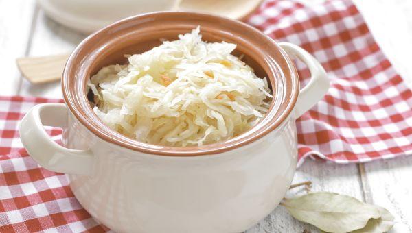 Sweet on Sauerkraut