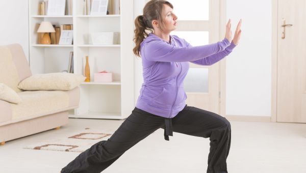 Try Chinese Exercise for Heart Attack Recovery