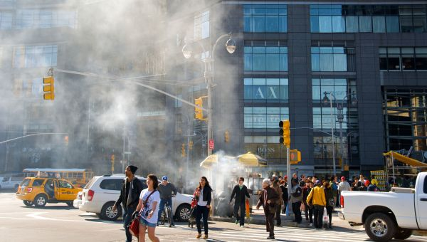 News: City Pollution May Blunt the Benefits of Walking