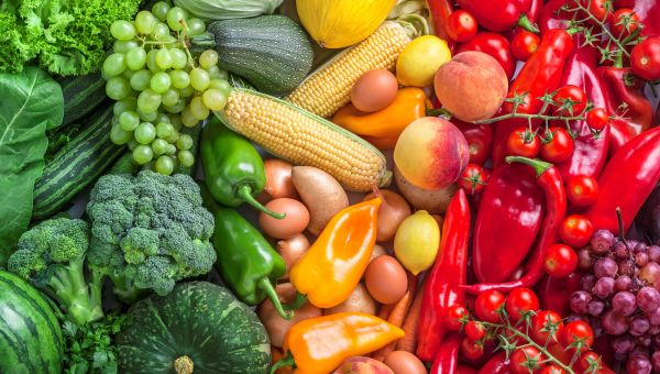 Improve Your Heart Health With Colorful Veggies