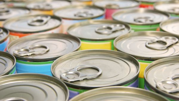 A Good Reason (Besides Taste) to Avoid Canned Foods Whenever Possible