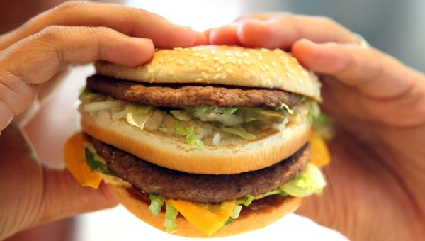 Eating Fast Food Can Cause Asthma and Other Allergies