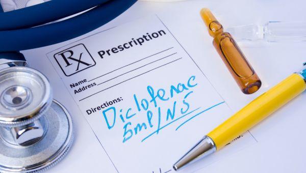 Warning: Diclofenac Can Increase Risk of Heart Complications