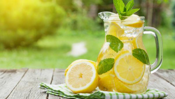 4 Steps to a Healthier Lemonade