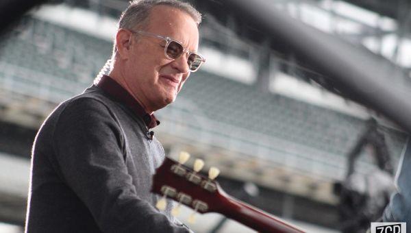 Tom Hanks Tests Positive for Novel Coronavirus
