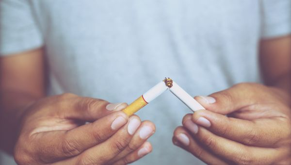 Treating HIV: If You Smoke, Quit