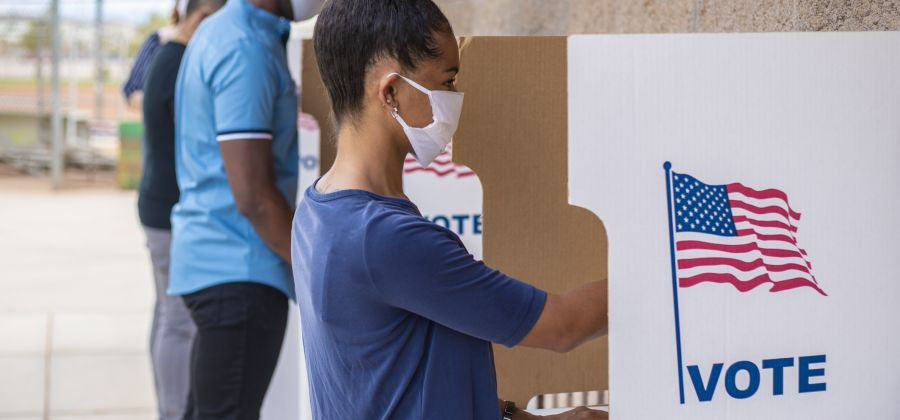 How to Vote Safely During the Pandemic