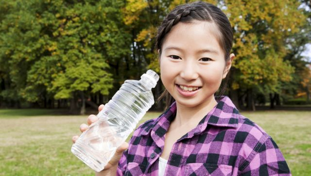 For Healthier Kids, Just Add Water