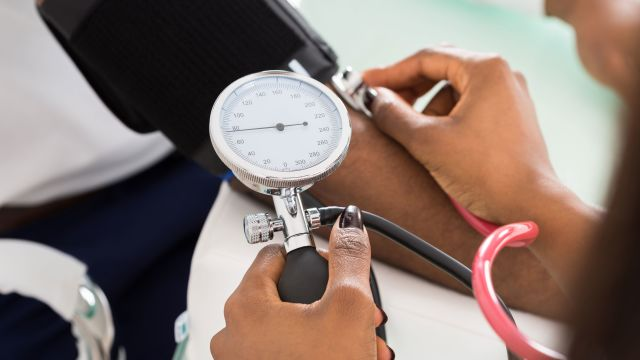 Lower Your Blood Pressure to up Your Brain Power