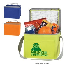 Printable Non-Woven Six Pack Kooler Bag