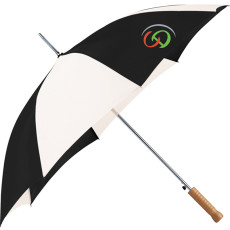 "Personalized Nola 48"" Steel Fashion Umbrella"