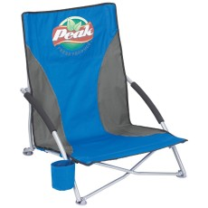 Low Sling Beach Chair