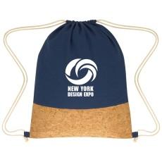 Somerset Cork Drawstring Backpack