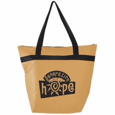 Printable Insulated Shopper Tote