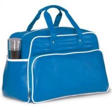 Monogrammed Vintage Weekender Bag