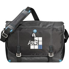 "Zoom TSA 17"" Computer Messenger Bag"