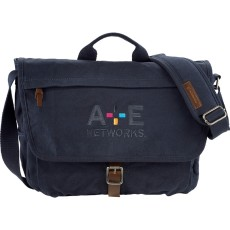 "Alternative Mailbag 15"" Computer Messenger Bag"