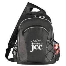"Summit TSA 15"" Computer Sling Backpack"