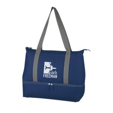 Mission Dual Compartment Tote Bag