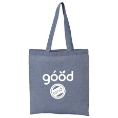 Recycled 5 oz. Cotton Twill Tote