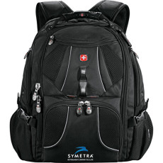 Custom Logo Wenger Mega Compu-Backpack