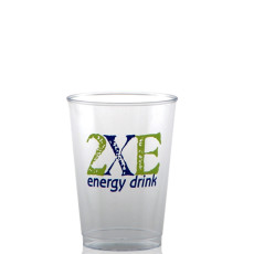 7 oz. Clear Plastic Cups