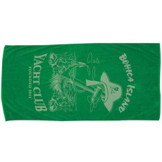 Custom Printed Colored Beach Towel