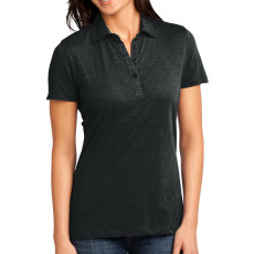 District Made - Ladies Slub Polo (Apparel)