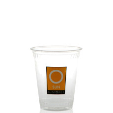 7 oz. Clear Greenware Cups