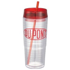 Hot & Cold Swirl Double-Wall Tumbler 20 oz.