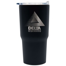 20 oz. Powder Coated Viper Tumbler with Copper Lining